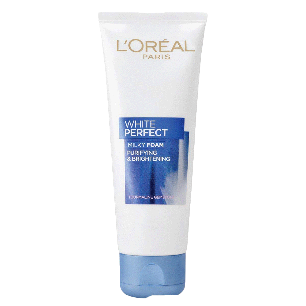 Alfatah cosmetic Loreal White Perfect Face Wash 100 ml