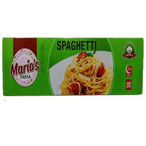 PMART.PK-PAKISTAN MART- ONLINE GROCERY STORE PACKED ITEM Mario's Spaghetti 500gm