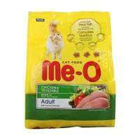PMART.PK-PAKISTAN MART- ONLINE GROCERY STORE Pet Items Me-O Cat Food Chicken and Vegetables 450g