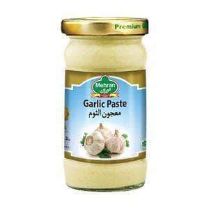 PMART.PK-PAKISTAN MART- ONLINE GROCERY STORE JAM & PICKLE Mehran Garlic Paste Jar 750g