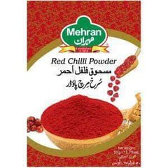 PMART.PK-PAKISTAN MART- ONLINE GROCERY STORE Spices & Herbs Mehran Red Chilli Powder 100g