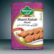 PMART.PK-PAKISTAN MART- ONLINE GROCERY STORE Spices & Herbs Mehran Shami Kabab 50g