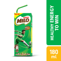 PMART.PK-PAKISTAN MART- ONLINE GROCERY STORE DRINKS Milo 4D Burst of Energy - 180ml