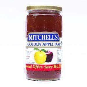 PMART.PK-PAKISTAN MART- ONLINE GROCERY STORE JAM & PICKLE Mitchell Golden Apple Jam 450g