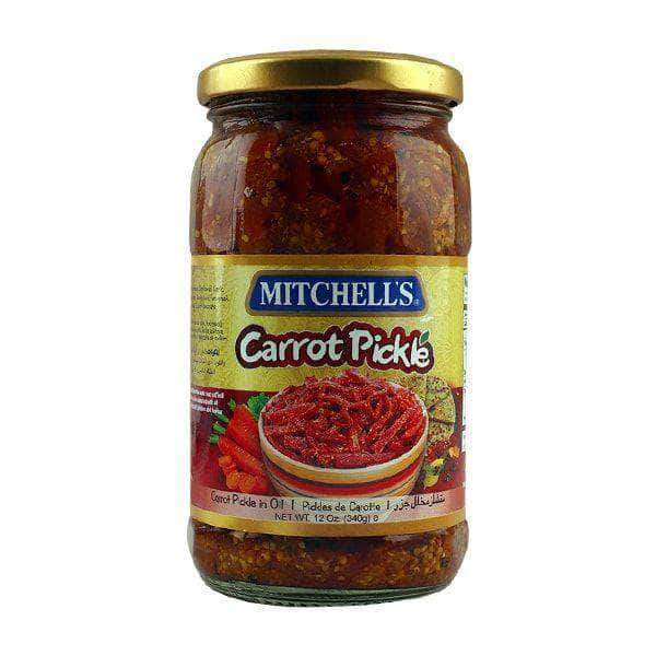 PMART.PK-PAKISTAN MART- ONLINE GROCERY STORE JAM & PICKLE Mitchells Carrot pickle 340