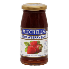 Alfatah JAM & PICKLE Mitchells Strawberry Jam 340 gm