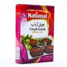 PMART.PK-PAKISTAN MART- ONLINE GROCERY STORE Spices & Herbs National Chapli Kabab 100g
