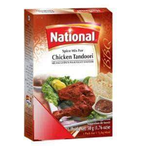 PMART.PK-PAKISTAN MART- ONLINE GROCERY STORE Spices & Herbs National Chicken Tandori 50g