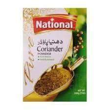 PMART.PK-PAKISTAN MART- ONLINE GROCERY STORE Spices & Herbs National Coriander Powder 100g