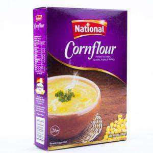 PMART.PK-PAKISTAN MART- ONLINE GROCERY STORE packed National Cornflour 300g