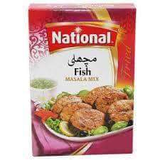 PMART.PK-PAKISTAN MART- ONLINE GROCERY STORE Spices & Herbs National Fish 100g