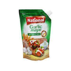 PMART.PK-PAKISTAN MART- ONLINE GROCERY STORE JAM & PICKLE National Garlic Mayo 500g