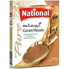 PMART.PK-PAKISTAN MART- ONLINE GROCERY STORE Spices & Herbs National Garm Masala 50g