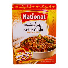 Alfatah Spices & Herbs National Masala Achar Gosht Double Pack 100 gm
