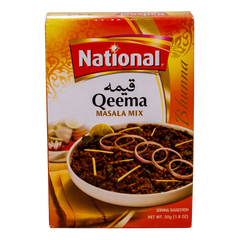Alfatah Spices & Herbs National Masala Qeema 50 gm