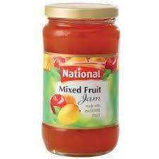 PMART.PK-PAKISTAN MART- ONLINE GROCERY STORE JAM & PICKLE National Mixed Fruit Jam 200g