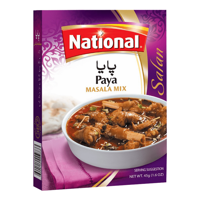 Alfatah Spices & Herbs National Paya Masala Mix 45 gm
