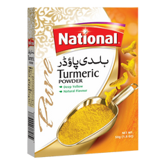 Alfatah Spices & Herbs National Powder Turmeric 50 gm