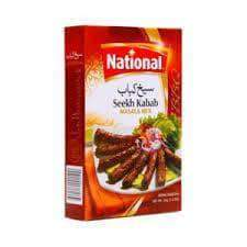 PMART.PK-PAKISTAN MART- ONLINE GROCERY STORE Spices & Herbs National Sekh Kebab 50g