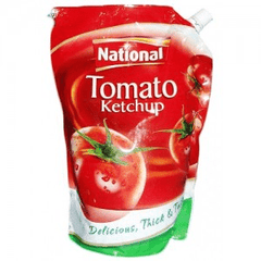 PMART.PK-PAKISTAN MART- ONLINE GROCERY STORE JAM & PICKLE National Tomato Ketchup 1Kg