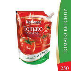 PMART.PK-PAKISTAN MART- ONLINE GROCERY STORE JAM & PICKLE National Tomato Ketchup 250g