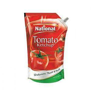 PMART.PK-PAKISTAN MART- ONLINE GROCERY STORE JAM & PICKLE National Tomato Ketchup 500g