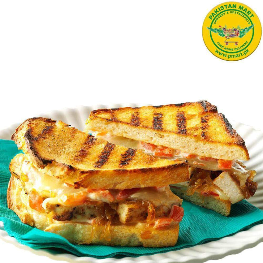 nawab Nawab Nawab - Chicken Cheese Sandwich
