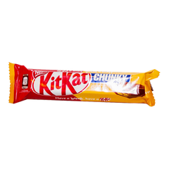 Alfatah SNACKS Nestle Kit Kat Chocolate Chunky Caramel 52.5 gm