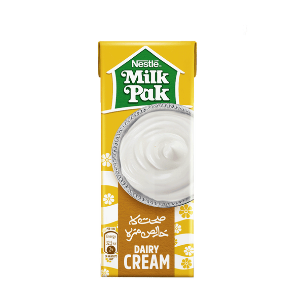 Alfatah DRINKS Nestle Milkpak Cream 200 ml