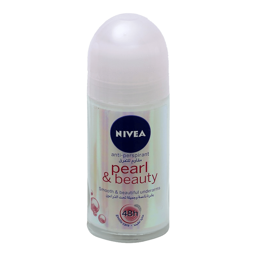 Alfatah MEN ITEMS Nivea Roll On Pearl & Beauty 50 ml
