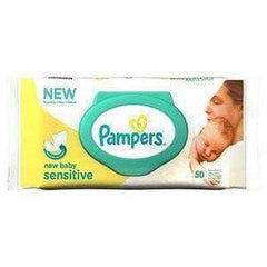 PMART.PK-PAKISTAN MART- ONLINE GROCERY STORE Baby Items Pampers New Baby Sensitive 50pcs