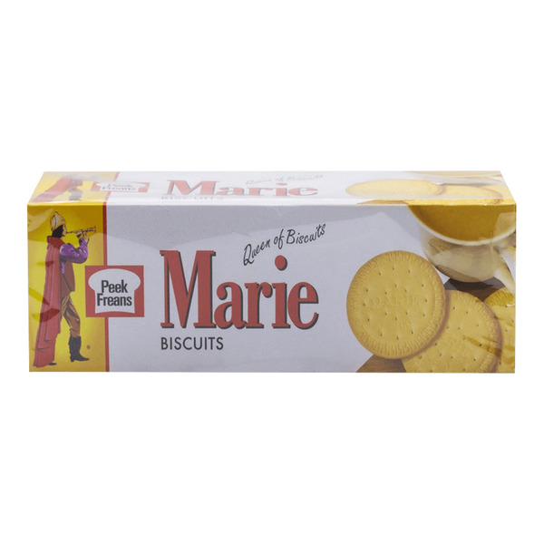 Alfatah BISCUITS Peek Freans Marie Biscuit Family Pack 136 gm