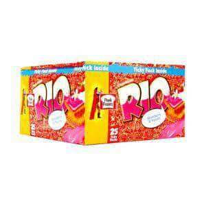 PMART.PK-PAKISTAN MART- ONLINE GROCERY STORE SNACKS Peek Freans Rio Strawberry Vanilla Ticky Pack 24's Box