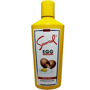 PMART.PK-PAKISTAN MART- ONLINE GROCERY STORE BATH ITEMS Samsol Egg Shampoo 120ml