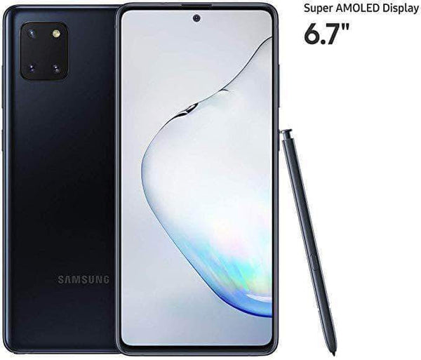 Samsung Mobile Phone Samsung Galaxy Note 10 Lite Dual Sim (4G, 8GB, 128GB) With Official Warranty