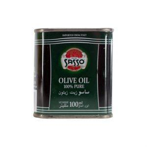PMART.PK-PAKISTAN MART- ONLINE GROCERY STORE cooking-oil Sasso Olive Oil 100ml