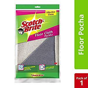 PMART.PK-PAKISTAN MART- ONLINE GROCERY STORE CLEANING Scotch Brite Floor Cloth 1 Piece