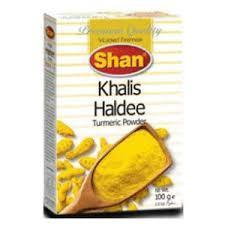 PMART.PK-PAKISTAN MART- ONLINE GROCERY STORE Spices & Herbs Shan Khalis Haldee Pwdr