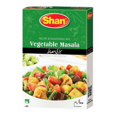 Alfatah Spices & Herbs Shan Masala Vegetable 100 gm