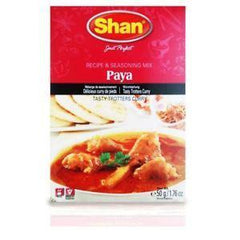 PMART.PK-PAKISTAN MART- ONLINE GROCERY STORE Spices & Herbs Shan Paya Masala 50g