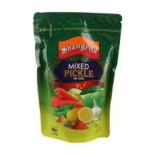 PMART.PK-PAKISTAN MART- ONLINE GROCERY STORE JAM & PICKLE Shangrila Mixed Pickle 500 gm