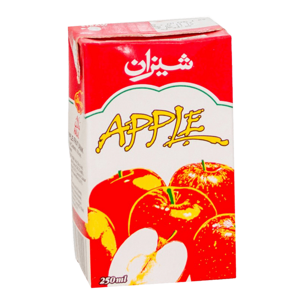 Alfatah DRINKS Shezan Juice Apple 250 ml