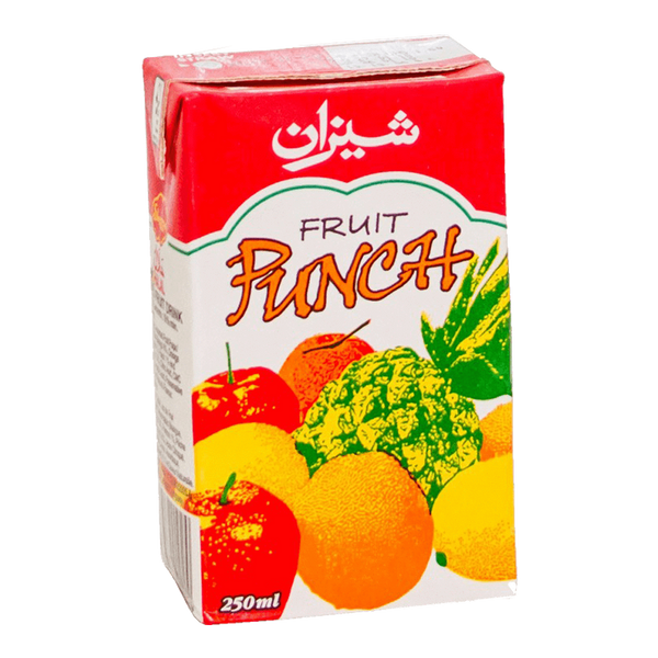 Alfatah DRINKS Shezan Juice Fruit Punch 250 ml