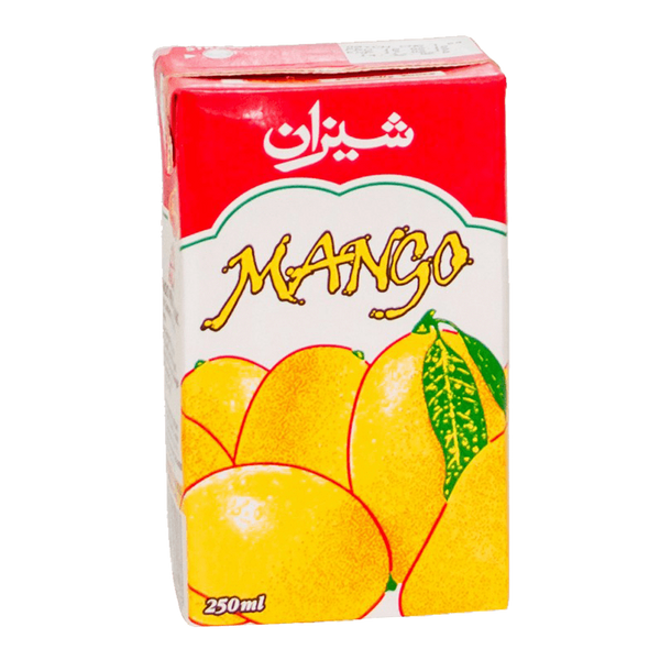 Alfatah DRINKS Shezan Juice Mango 250 ml