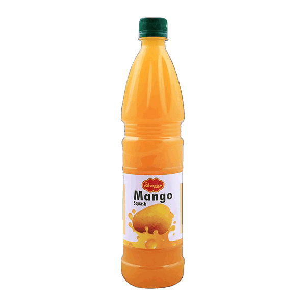 Alfatah DRINKS Shezan Mango Squash 800 ml