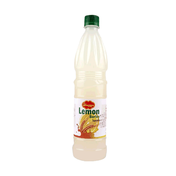 Alfatah DRINKS Shezan Squash Lemon Barley 830 ml