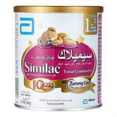 PMART.PK-PAKISTAN MART- ONLINE GROCERY STORE baby-items Similac Milk Powder Total Comfort 1 400g