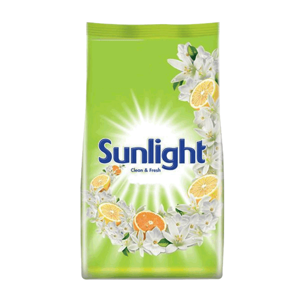 Alfatah LAUNDRY Sunlight Washing Powder Green 1kg