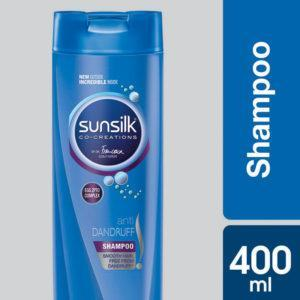 PMART.PK-PAKISTAN MART- ONLINE GROCERY STORE BATH ITEMS Sunsilk Anti Dandruff Shampoo 400ml