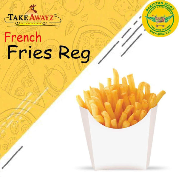 Take Awayz Take Awayz (Take Awayz) - French Fries Regular